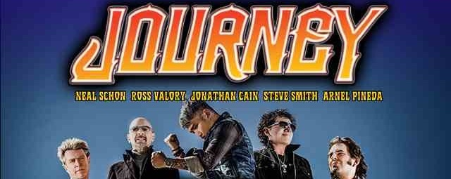 JOURNEY Live in Singapore