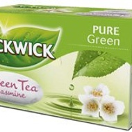 Green tea with jasmine from Pickwick