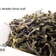 Taiwan Sansia Bi Luo Chun Green Tea from Nuvola Tea