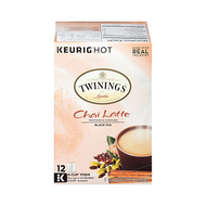 Chai Latte K-Cups from Twinings