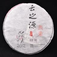 """2012 Yunnan Sourcing """"Wu Liang Mountain"""" Wild Arbor Raw Pu-erh Tea cake from Yunnan Sourcing"""