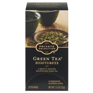 Decaf Green from private selection