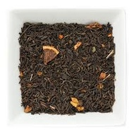 Raw Pu erh with dried orange peel from Yunnan Tea Company