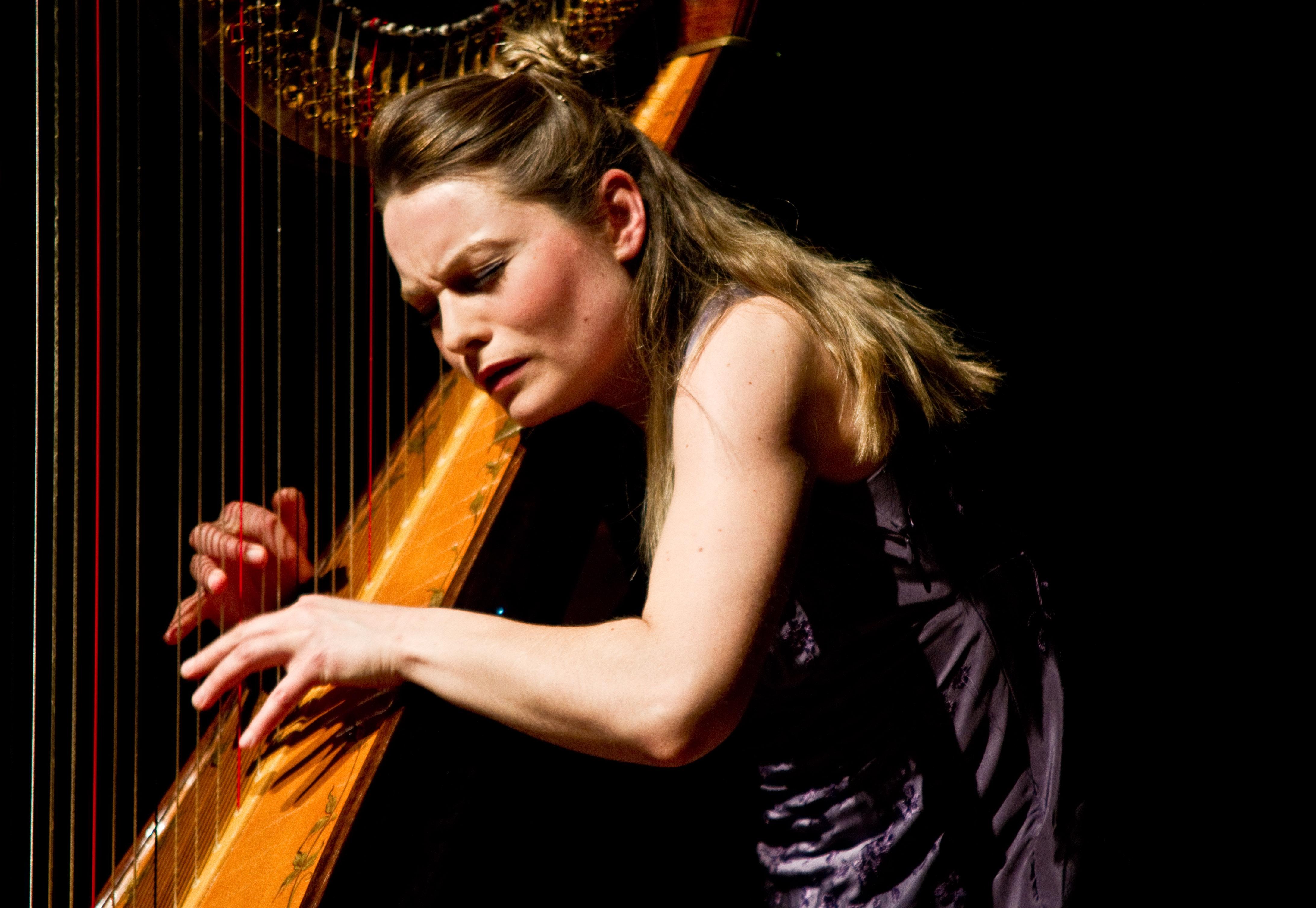 Eleanor mid concerto performance