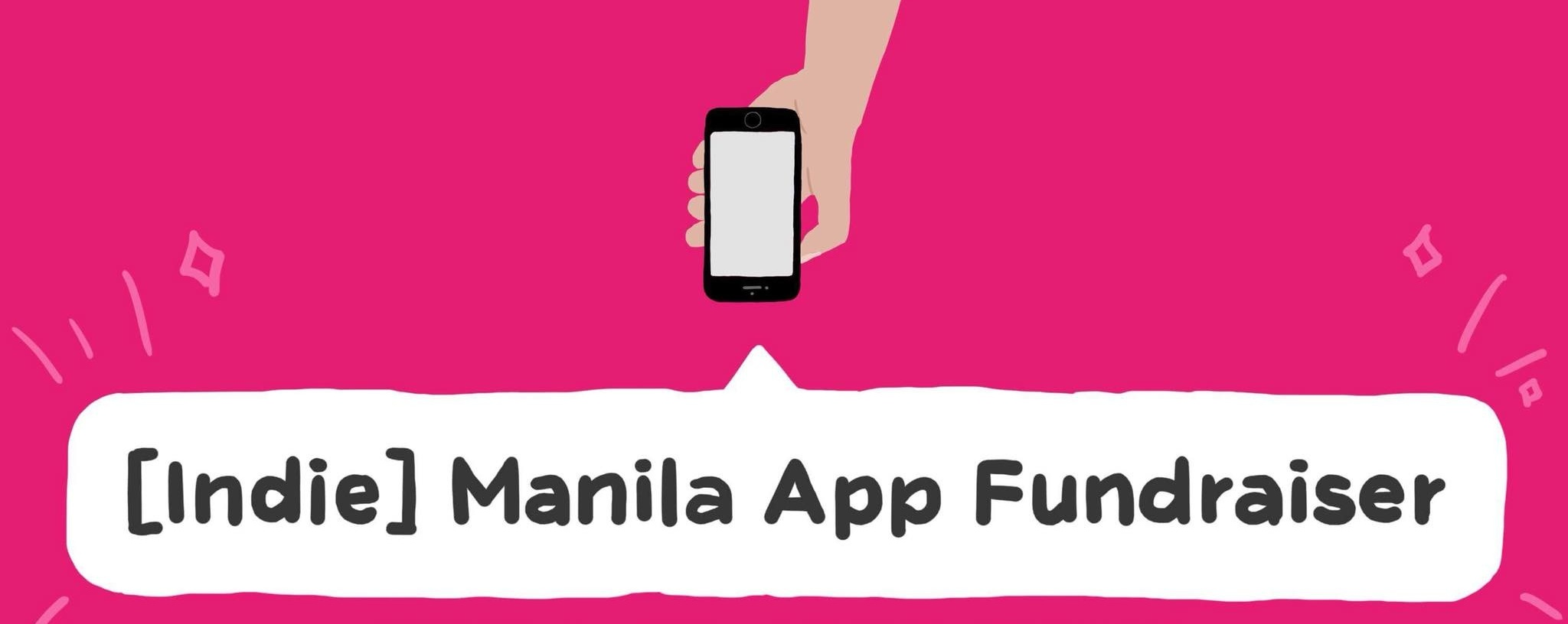 [Indie] Manila App Fundraiser