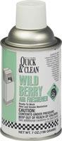 Aerosol Wild Berry Metered 7 Oz