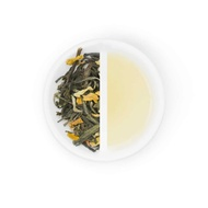 White and green tea with grapefruit and flowers from Sing Tehus