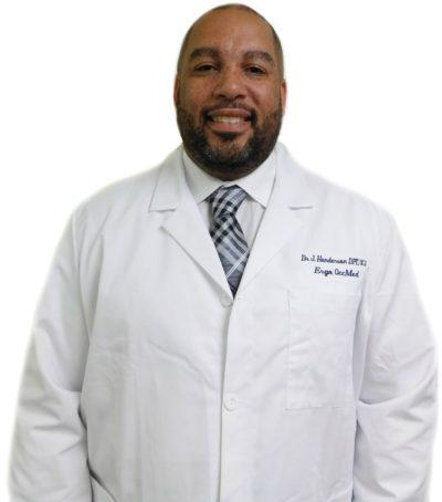 Dr Jason S Henderson DPT, MBA