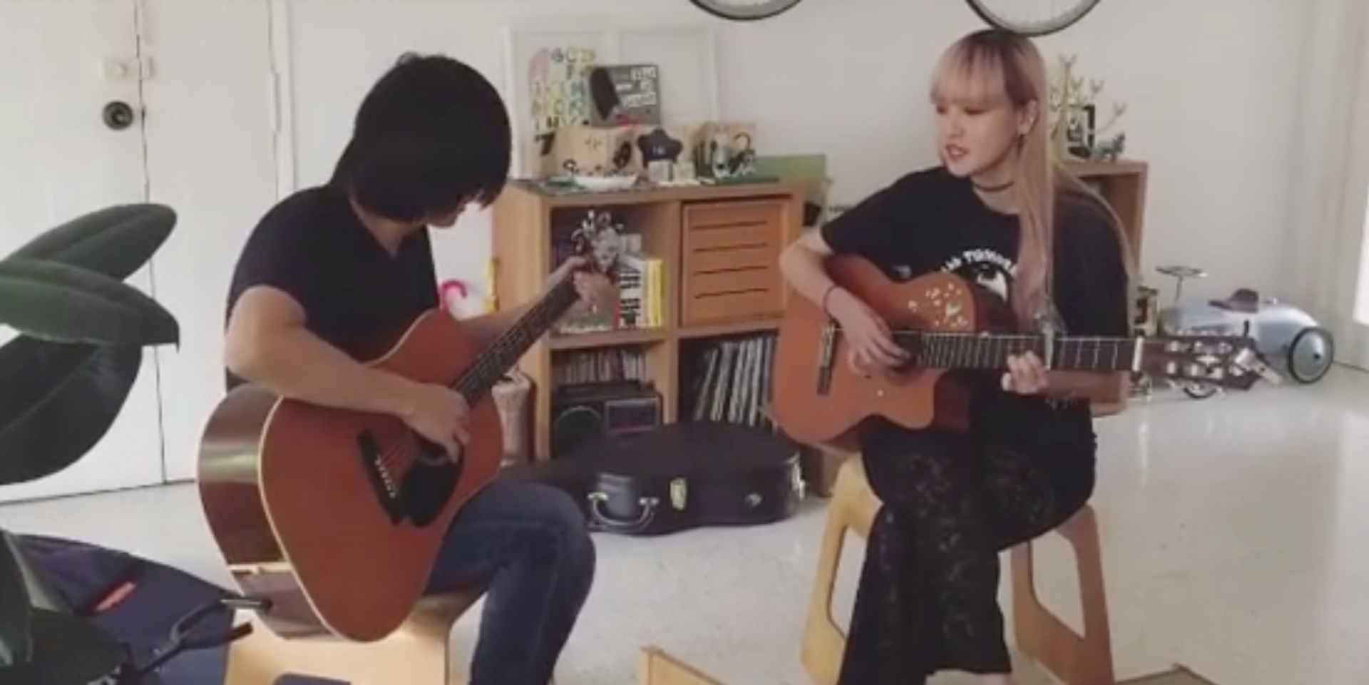 Hanging Up The Moon and aspidistrafly team up for a sublime cover of a Leonard Cohen classic — watch