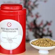 Elderflower Osmanthus from Red Blossom Tea Company