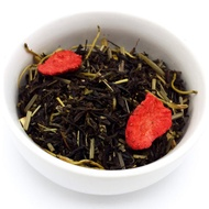 Strawberry Lemonsweet Chun Mee from A Quarter to Tea