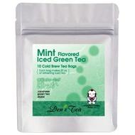 Mint Iced Green Tea Bags from Den's Tea