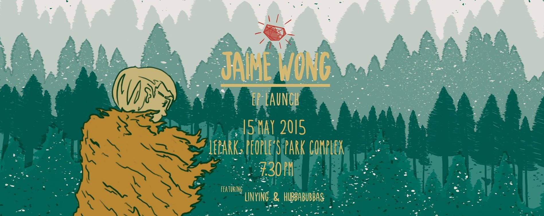 Jaime Wong Debut EP Launch