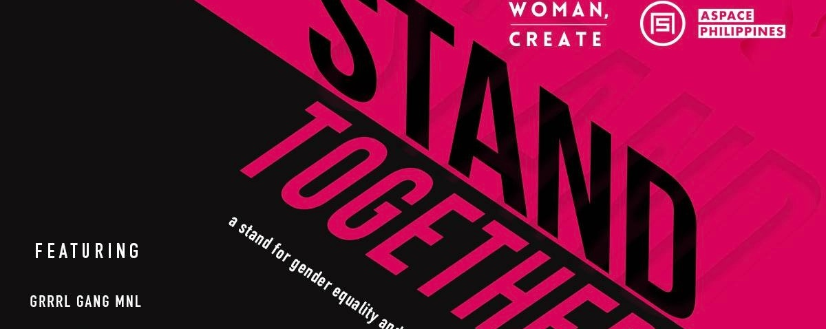 HeForShe: Stand Together with Woman Create