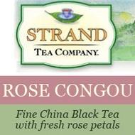 Rose Congou from Strand Tea Company