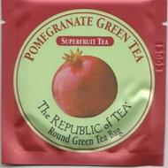 Pomegranate Green Tea from The Republic of Tea