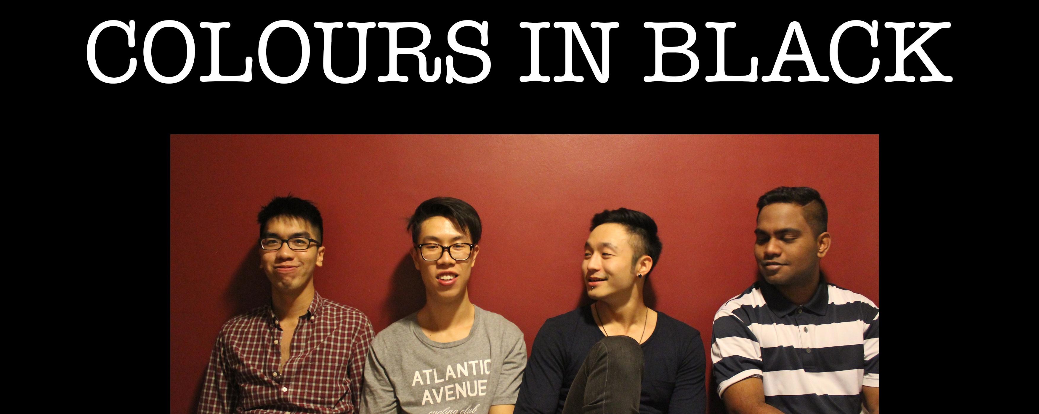 Colours in Black - stillsunrise EP Launch