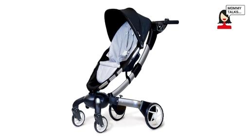 4 Moms Origami Stroller