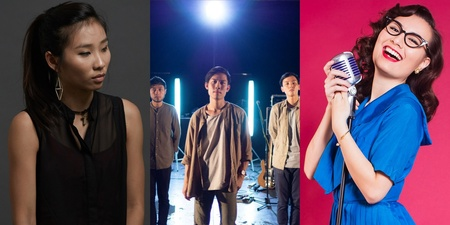 Here's the complete music lineup for the Singapore Night Festival