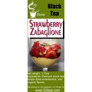 Strawberry Zabaglione from 52teas