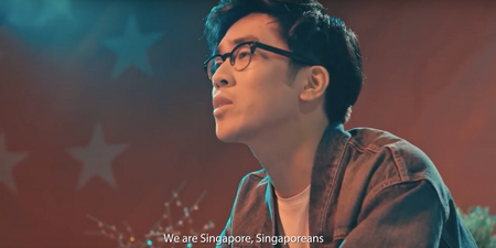 For this year's National Day song, Charlie Lim breathes new life into a classic – watch