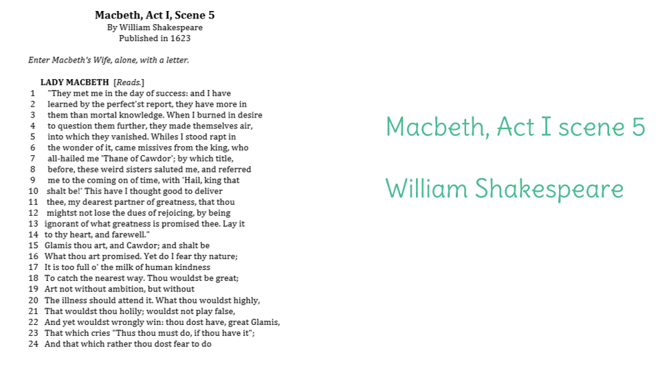 naivety in macbeth essay Macbeth theme of ambition essay macbeth essay wrecked by ambition macbeth states that he has no real reason to kill duncan, but his excessive.