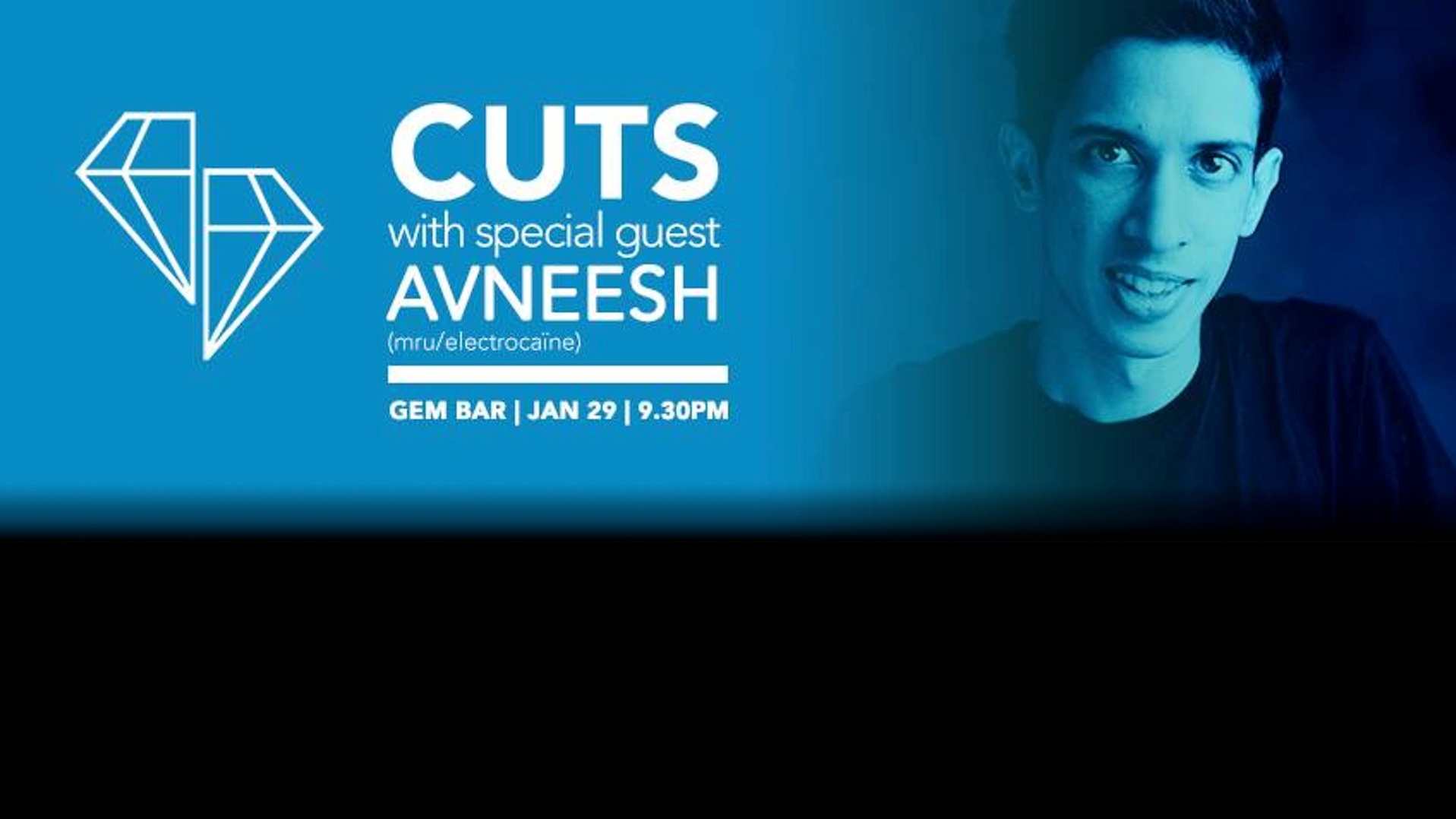 CUTS with special guest Avneesh