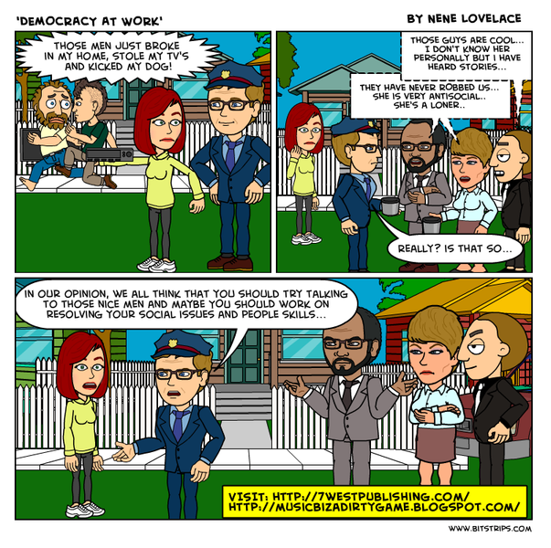 DEMOCRACY AT WORK - COMIC STRIP NONVIOLENTpng