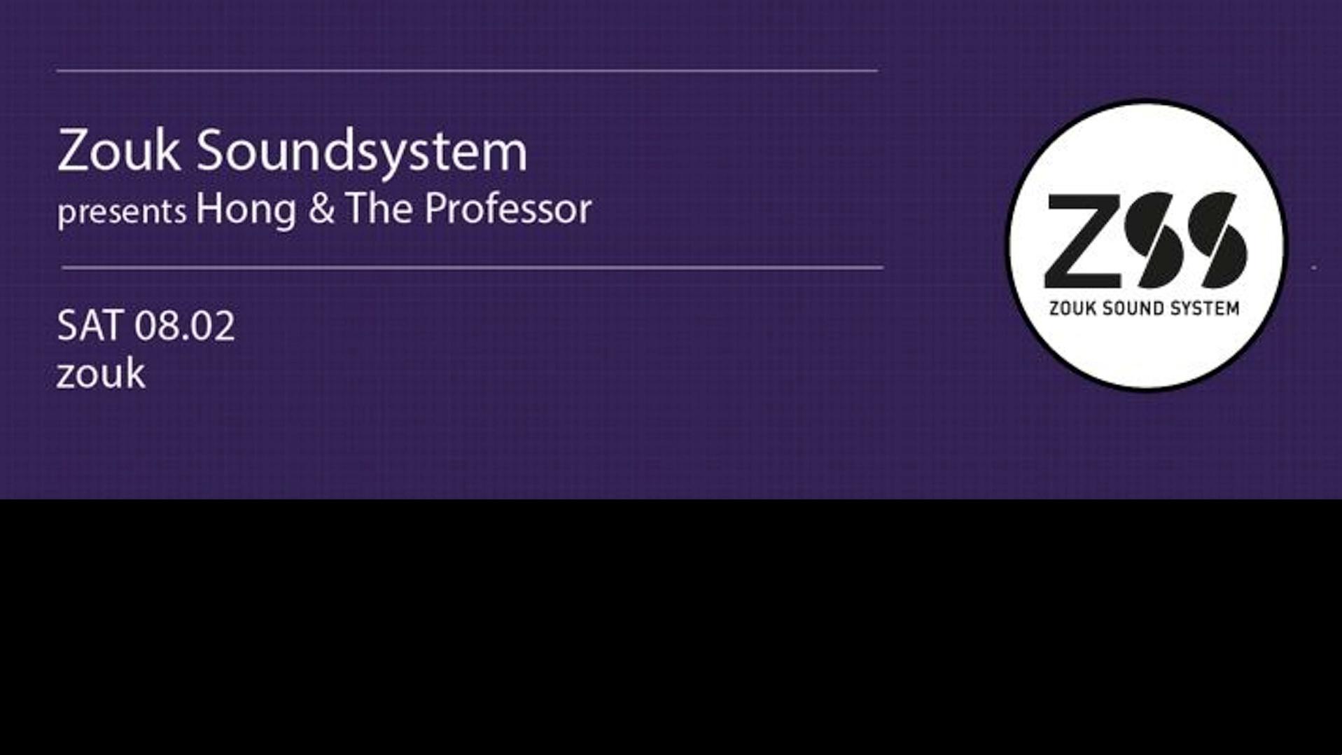 ZSS: Hong & The Professor