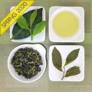 Organic Shibi Organic High Mountain Spring Oolong Tea, Lot 926 from Taiwan Tea Crafts