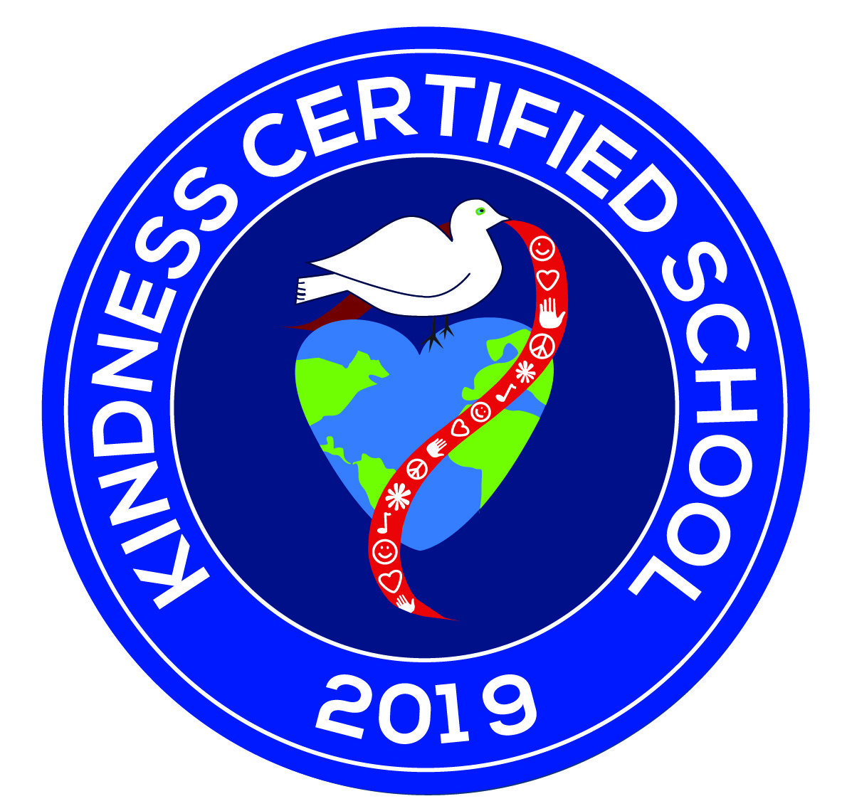 The Great Kindness Challenge Logo