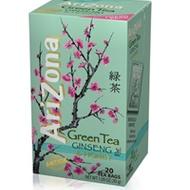 Green Tea with Ginseng & Honey from Arizona