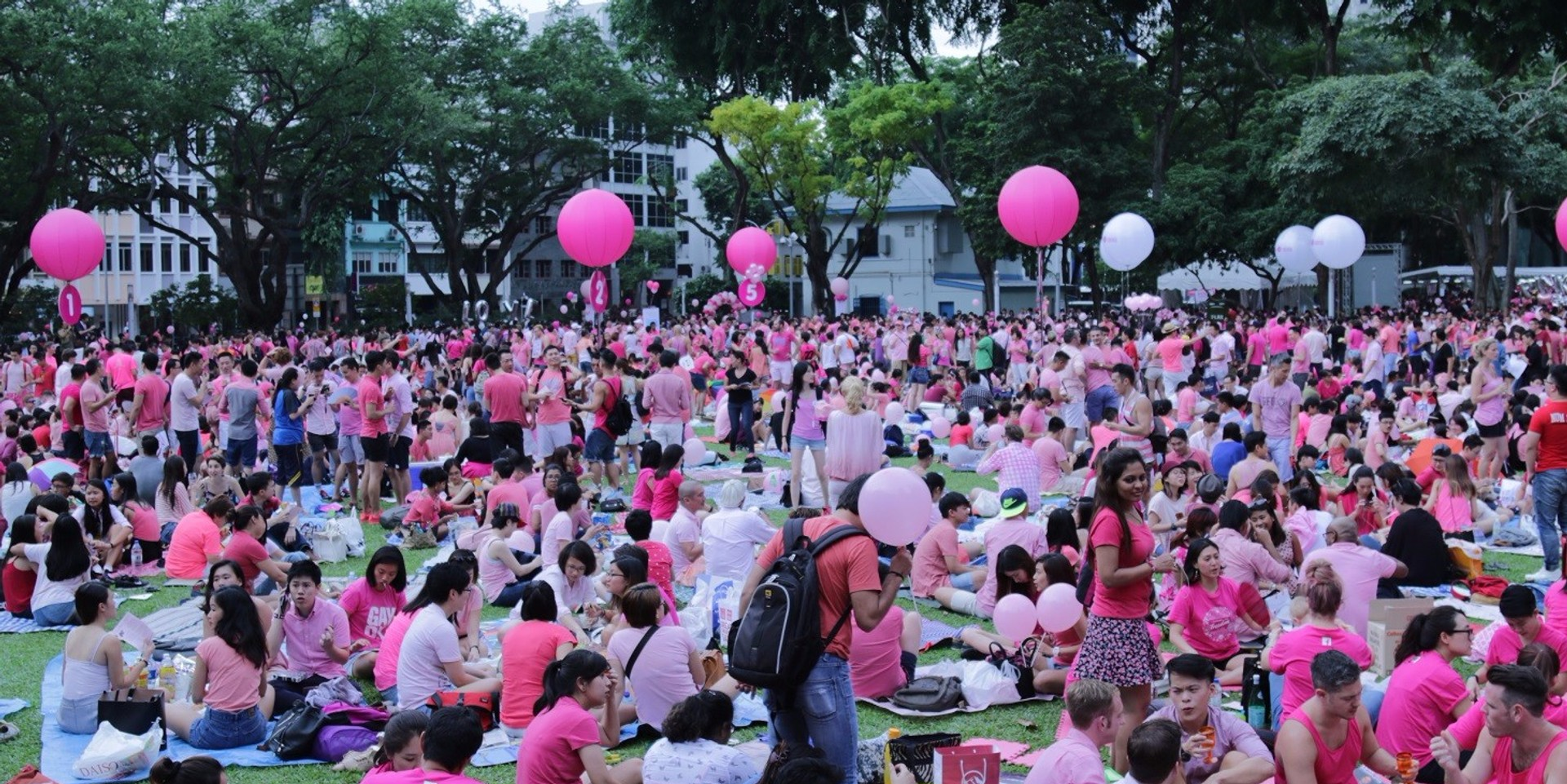 Getai Group curates Pink Dot music line-up