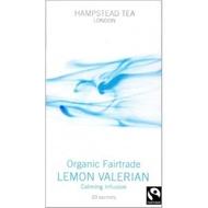 Organic Fairtrade Lemon Valerian from Hampstead Tea