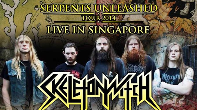 ETERNAL REST (AUS) - Live in Singapore