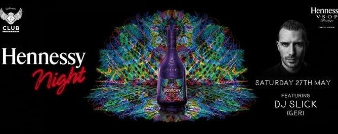 F.Club presents Hennessy Limited Edition by Carnovsky