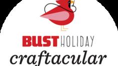 BUST Holiday Craftacular - Brooklyn 2015