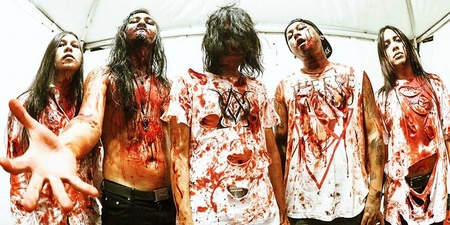 Indonesian death metal titans Deadsquad to perform in Singapore