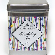 Birthday Tea from Harney & Sons
