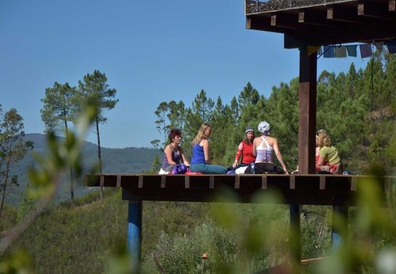 Restore Yoga Retreat in Portugal