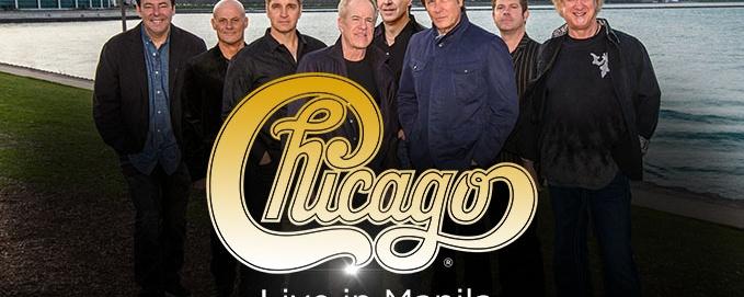 Chicago Live in Manila