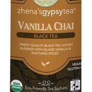 Vanilla Chai Black Tea from Zhena's Gypsy Tea