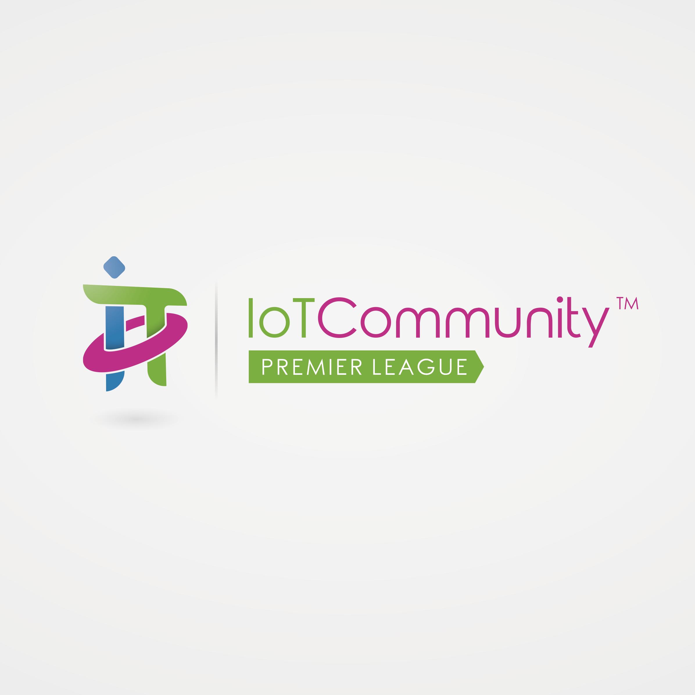 The Iot Premier League ™ Corporate Handles  Logo