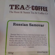 Russian Samovar from The Kent & Sussex Tea  and Coffee Company