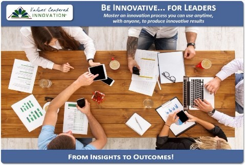 Be innovative… for leaders