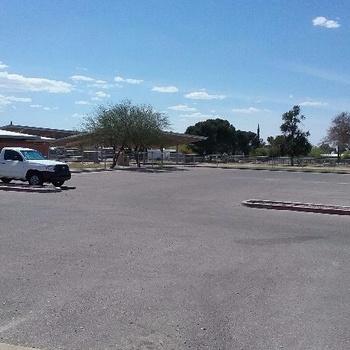 Parking Lot West