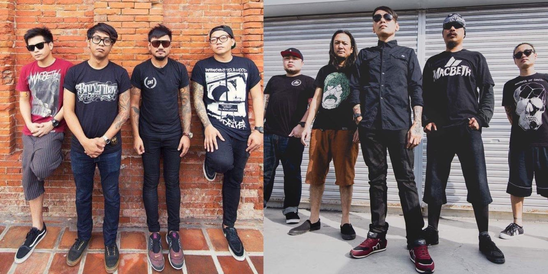 Typecast and Valley of Chrome to take the Crows & Vikings Tour to Thailand
