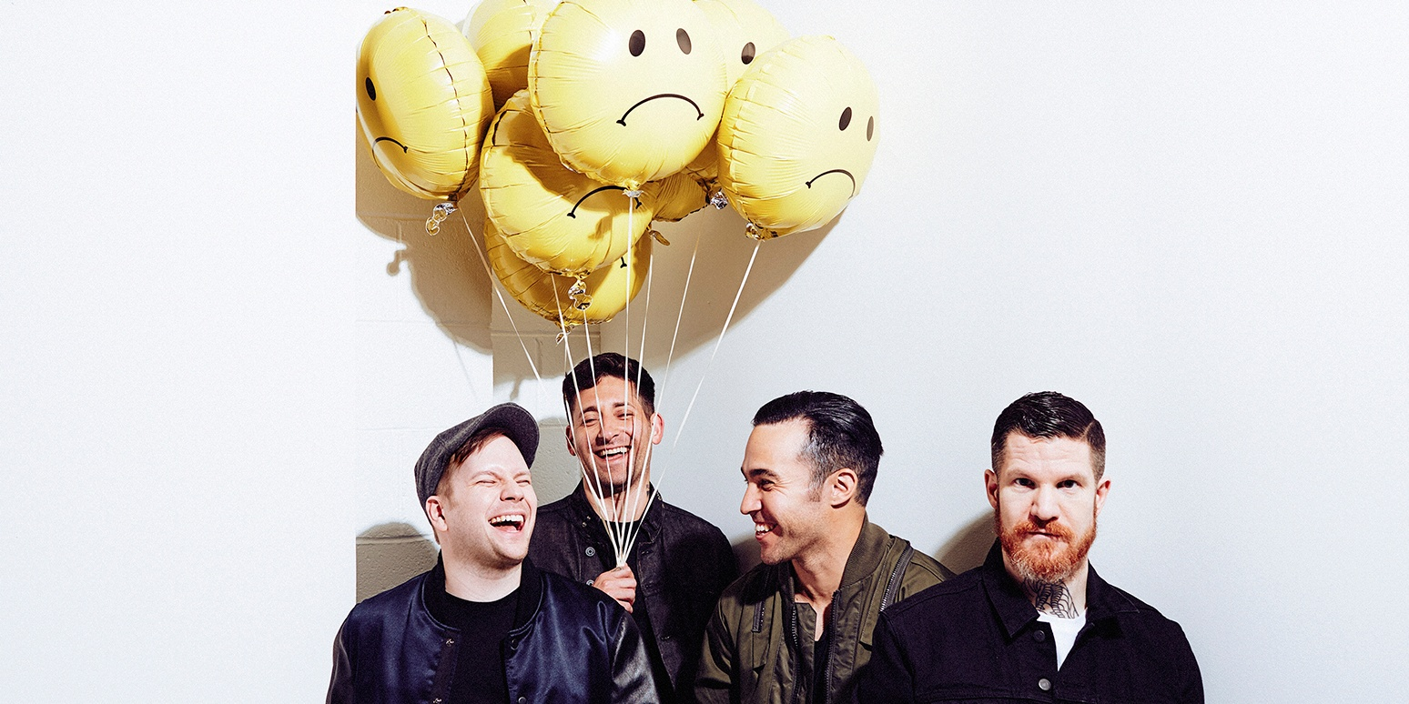 Fall Out Boy return to Singapore, gig details confirmed