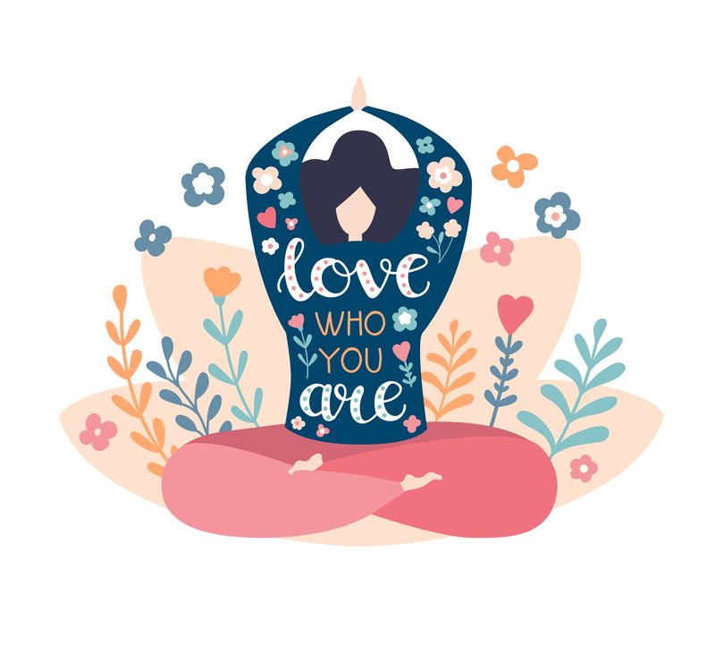 Love Who You Are Yoga