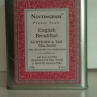English Breakfast Tea from Nottingham Finest Teas